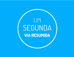 Segunda via resumida